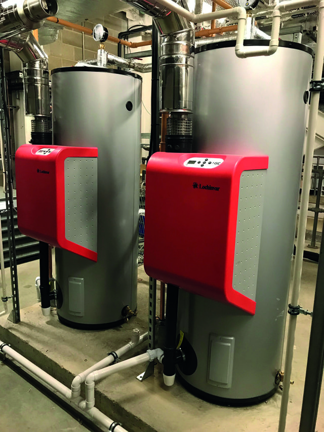 Lochinvar EcoSword Slices Through Costs - Heating Controls and Spares